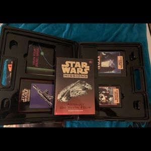 STAR WARS Adventures Mission Cards Kit